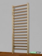 Espalier rehabilitation ,230x100 cm,16 barreuax, Ref. 221-2-Reha