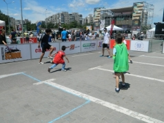 Campo mini-fútbol Artimex,20x13 m,codigo 8750
