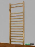 Dubové Rebriny Artimex Sport, 14 dubové priečky, 2.3 x 0.85 m, kód 221-E