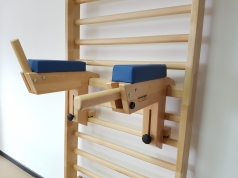 Dip and abdominal workout stands,in Beechwood, code 270-3