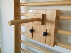 Dispositivo de madera para tratamiento de la escoliosis 45378