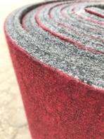 Gymnastic rolling mattress or ground carpet,code 35677
