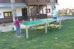 Tischtennis outdoor,model Spartan,Artikelnr 310