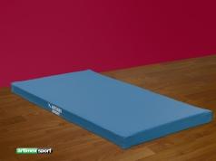 Weiche Gymnastik - und Turnmatte 10 cm, 2x1 m, Artikelnummer  238