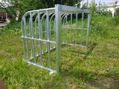 Fully Welded Mini Leisure Goal,120x80 cm,code 400-antivandalism