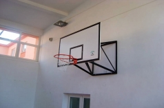 Basketbalbord MDF,1800x1050 mm,indoor,code 171- A