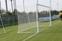 Fudbalski gol koji se instalira u podlogu 7,32x2,44, sifra 404