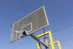 Basketball-Board aus Stahldrahtgewebe, 1800x1050 mm, Artikelnr. 171-z
