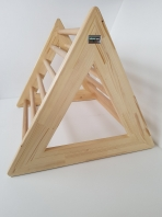 Triangular Climbing Frame, natural,code 287