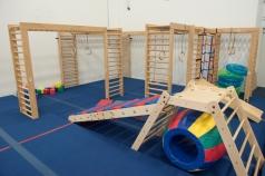 Système d'espaliers Monkey Gym,ref 6699