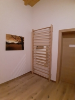 Sprossenwand Wuppertal, 2x0.85m, Artikelnr. 253-Reha-Buche
