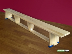 Gymnastic bench 3 m, code 203