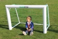 Εστία ποδοσφαίρου (minifotbal) 1.2x0.8 μ κωδ. 400 oval