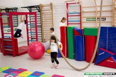 Gymnastic set for children, code 250-Turn