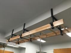 Plafonske merdevine za gimnastiku 260x50cm sifra 281