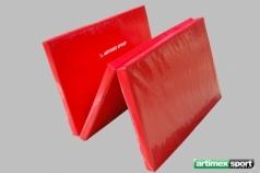 Turnmatte 200 x 100 x 5 cm, faltbar, PVC-Überzug, Artikelnummer 237-3