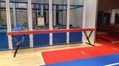 Artimex Sport Schwebebalken ,5 m lang,Artikelnr 1503