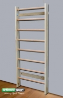 Home Stall Bars California, 6' 7-1/2'' high ,8 Rungs,code 253-8