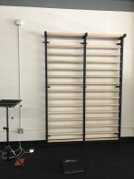 Double Wall Bar ,Metal /Wood,244x170 cm,code 211-M