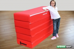 Vaulting Boxes, 5 parts, code 213-Foam
