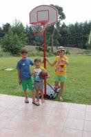 Dečiji košarkaški sistem model Junior kod 1187