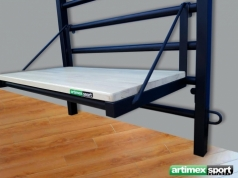 Step up platform attachable to wall bars, code 45891