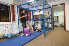 Cage of Rocher  for Therapy, 2x2x2 m, code 20150