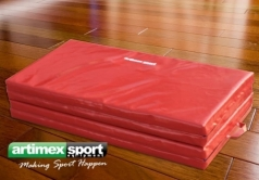 Gym folding exercise mat, 2x1 m, 5 cm tickness, code 237-3