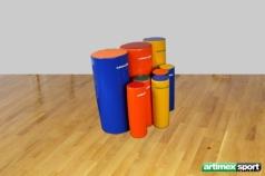 Zylinder aus Schaum,40 cm,artikelnr 244-C60