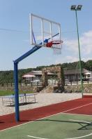 Heavy profeszionállis kosárlabda-rendszer, kód 105-D/professional
