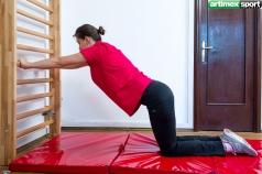 Gymnastiekmat opberging 4 delen Code 237-4
