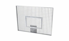 Steel Mesh Basketball Backboard,1200x900 mm,code 160-Z