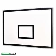 Basketball-Zielbrett 180x105 cm, aus GFK, ungebohrt, Artikelnr.171