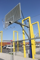 Basketball Hoop galvanized,code 106