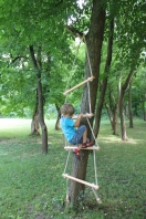 Children Rope Ladder, 5 m, code 743