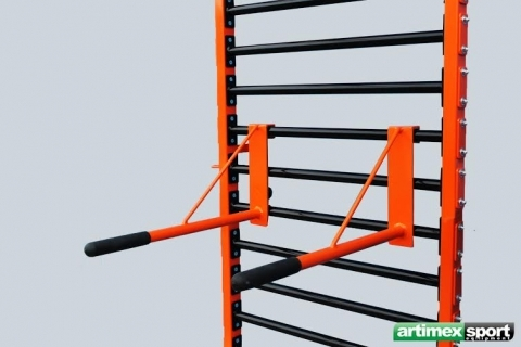 Dip Bars For Swedish Ladder Code 270 Fi