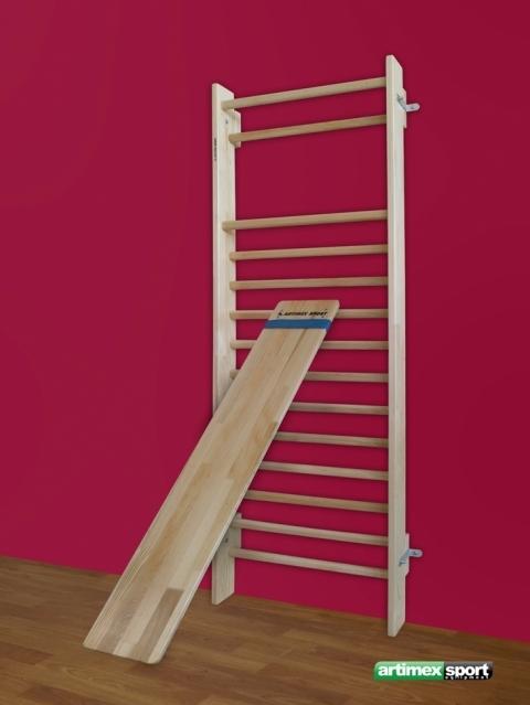 espalier barre de traction banc inclin ref 264. Black Bedroom Furniture Sets. Home Design Ideas