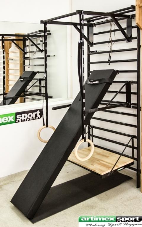 Chining Bar For Swedish Ladder Code 248 Fi